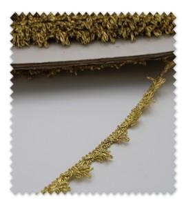 Pasamanería oro-plata