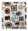 Algodón 100%, Orgánico Colección Terrorífica