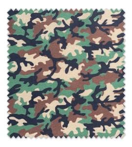 Algodón 100% Colección Militar