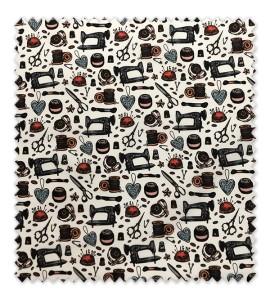 Algodón 100% Colección Costura