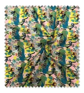 Algodón 100% Colección Safari