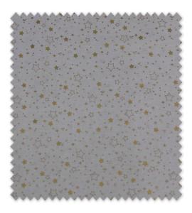 Algodón 100%, Orgánico Colección Navidad Gold