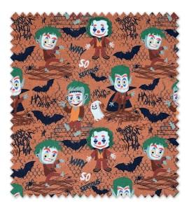 Algodón 100%, Orgánico Colección Halloween