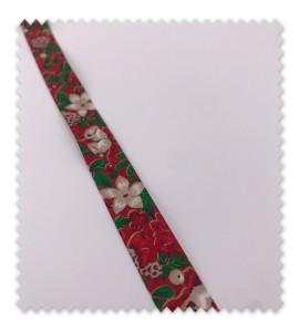 Bies Navidad 18mm Colores