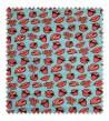 Algodón 100% Colección Bocas estilo Warhol