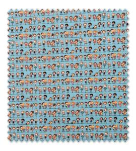 Algodón 100% Colección Niños