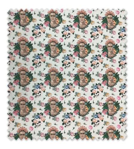 Algodón 100% Colección Frida Realismo
