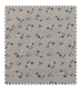 Algodón 100% Lunas y Estrellas Mini