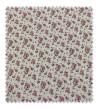Algodón 100% Flores combinadas tonos Granates