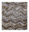 Animal Print Leopardo Efecto Aguas Terciopelo