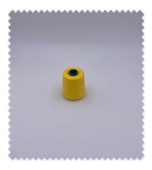 Hilo de coser Amarillo 115