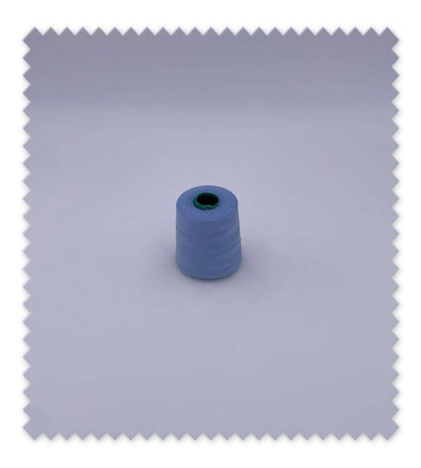 Hilo de coser Azul Bebé 382