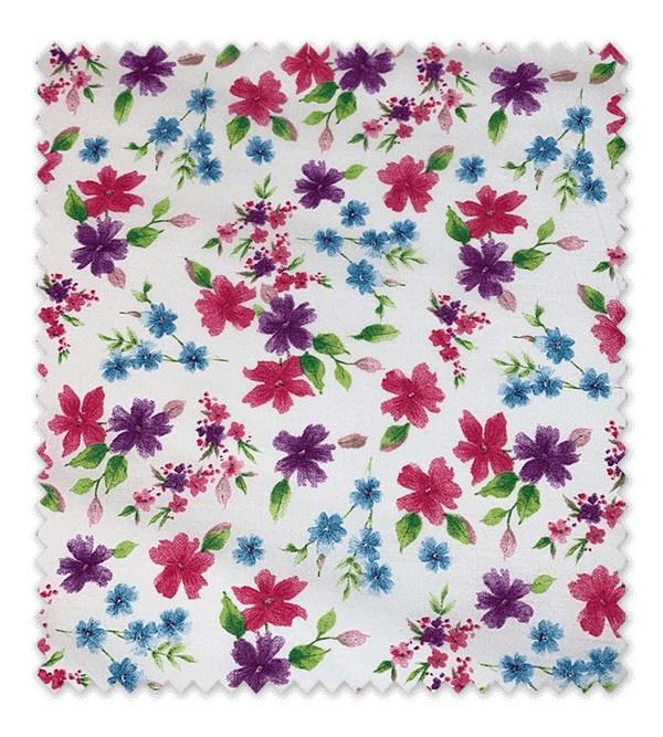 Flores Fucsias