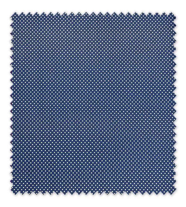 Puntos fondo Azul