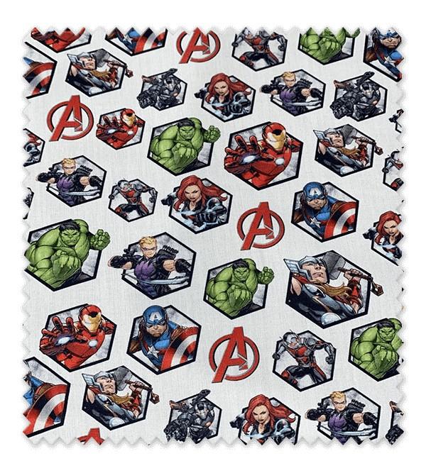 Estampado Marvel 4