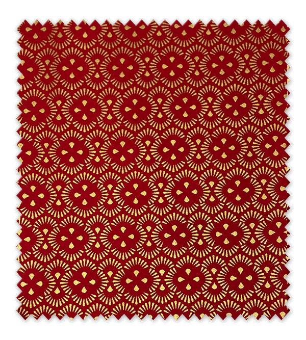 Navidad Gold Rojo 2