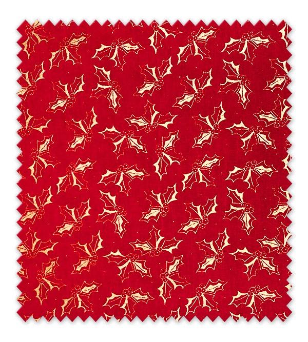 Navidad Gold Rojo 3