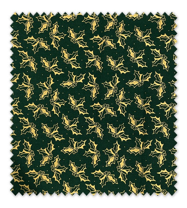 Navidad Gold Verde 3