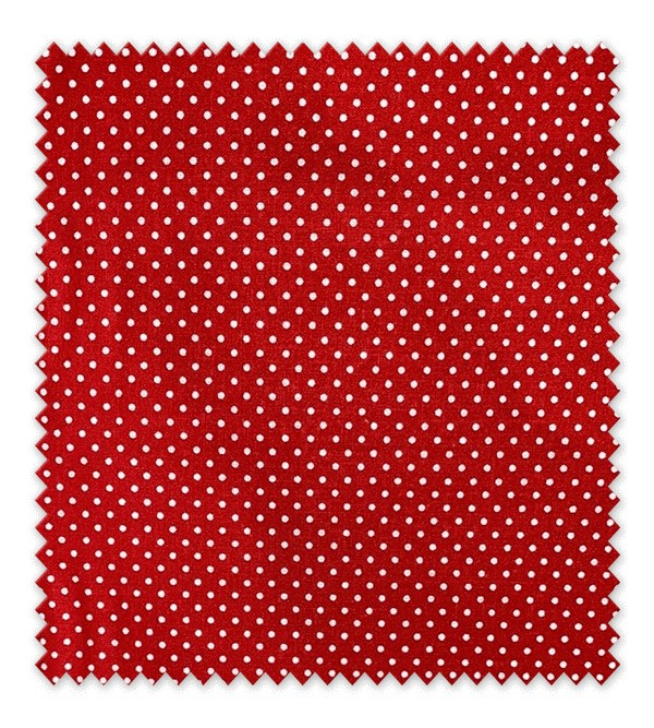 Puntos fondo Rojo