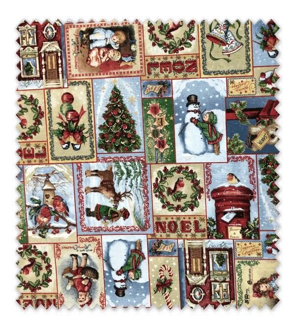 Loneta Navidad 1