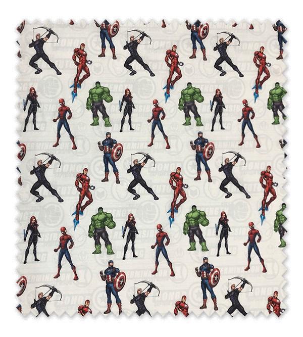 Estampado Marvel 5