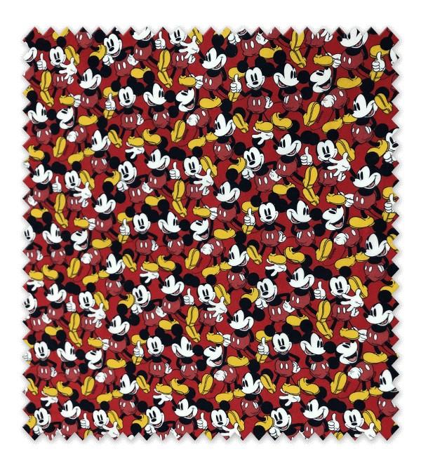 Mickey Fondo Rojo 2
