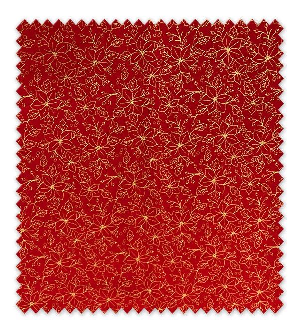 Navidad Gold Rojo 7