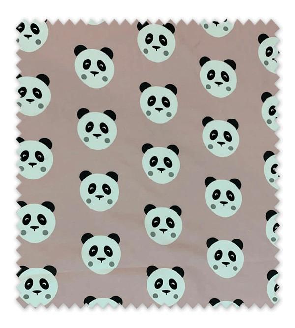 Panda Rosa Bebé
