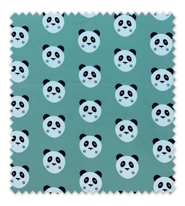 Panda Verde Bebé
