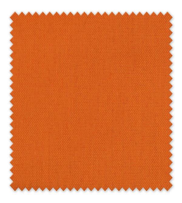 Telas de loneta lisa 147 Naranja