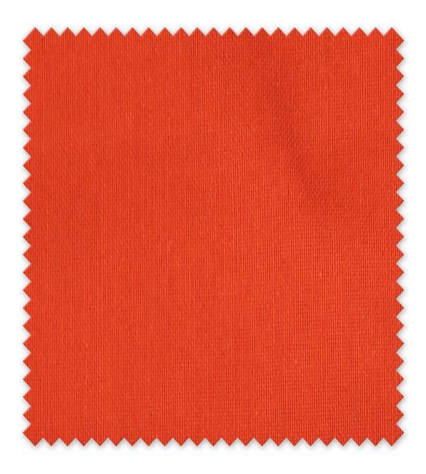 Telas de loneta lisa 150 Naranja Oscuro