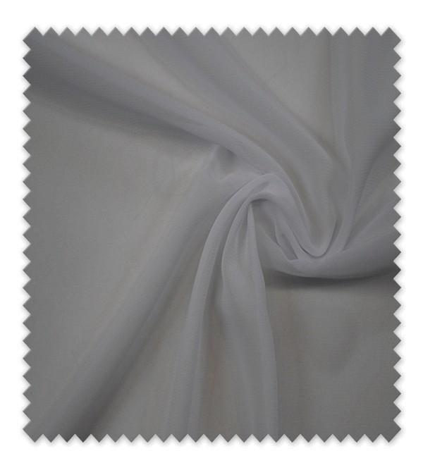 Telas de Gasa Blanco1