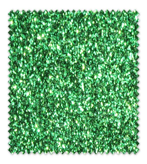 Goma Eva Glitter verde