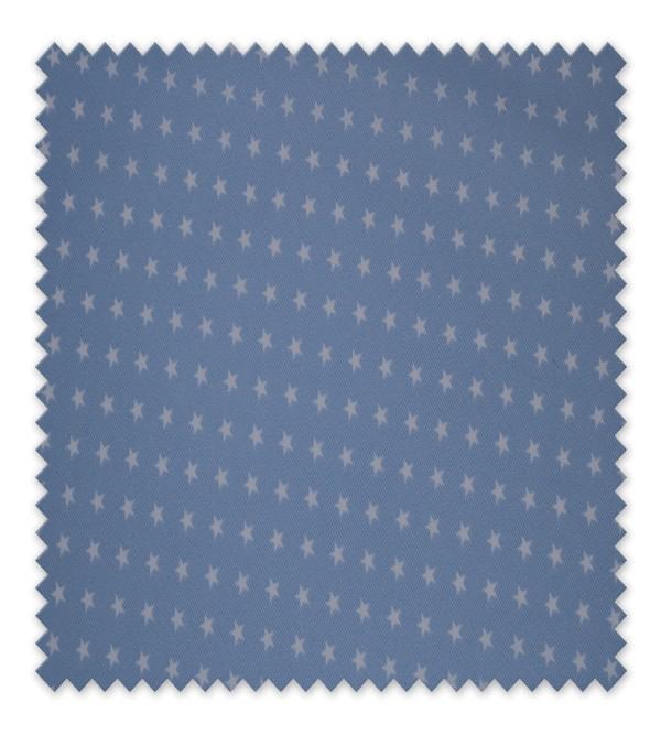 Fondo Azul estrella blanca 135-2