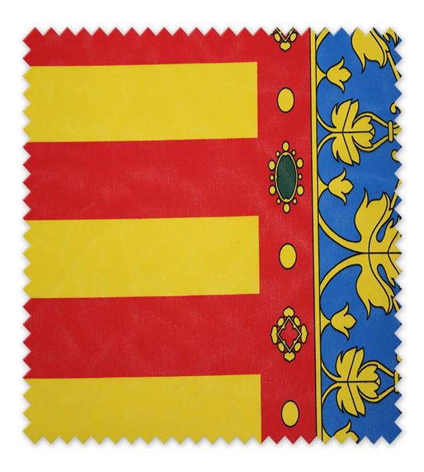 Banderas-Valenciana